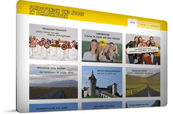 Fahrschulen-Schaffhausen - Profitieren Sie durch die Zusammenarbeit von 7 Fahrschulen in Schaffhausen.