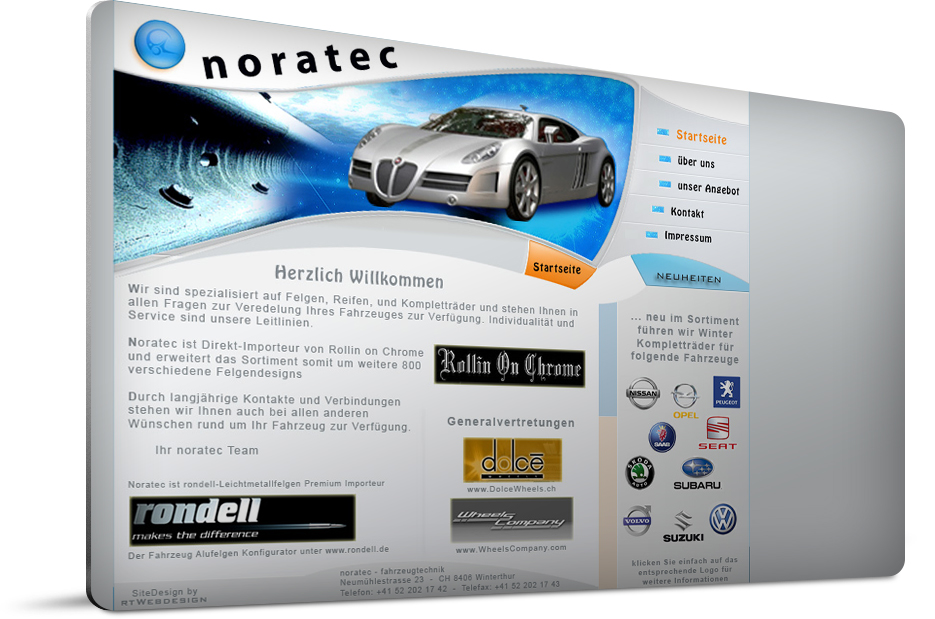 Noratec Schweiz