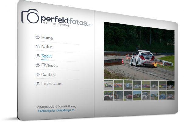 Ein Foto mit der Kamera, und nicht am PC, zu einem perfekten Bild zu gestalten ist das Ziel von Perfektfotos.