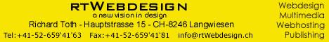 rtWebdesign Banner